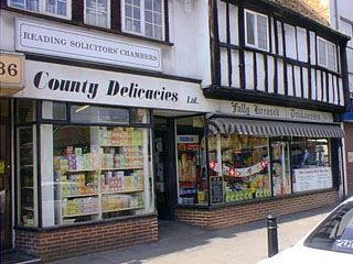 County Delicacies Ltd